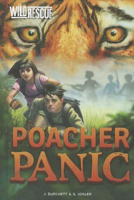 Poacher Panic By Burchett, Jan/ Le Feyer, Diane (ILT)